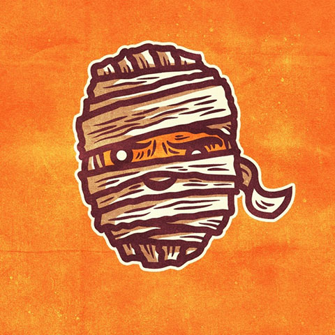 james-mason_drawlloween_mummy