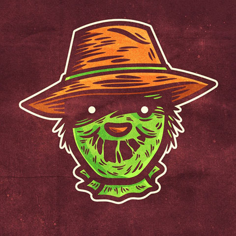 james-mason_drawlloween_scarecrow