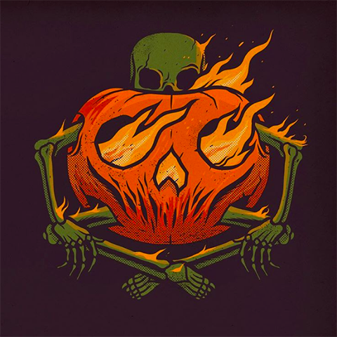 jack-o-lantern-by-dave-quiggle-drawlloween