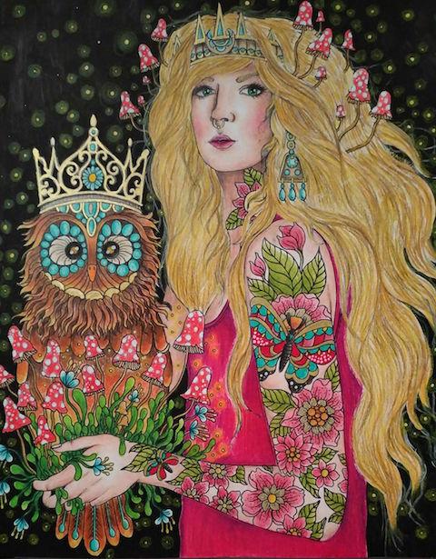Magisk Gryning Aline Ferreira