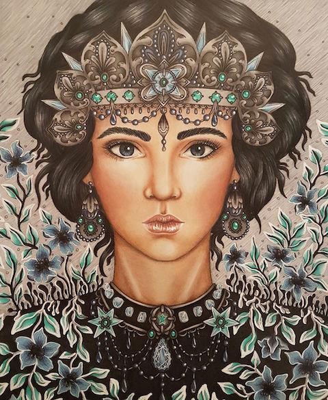 Magisk Gryning Maria Ludvigsen