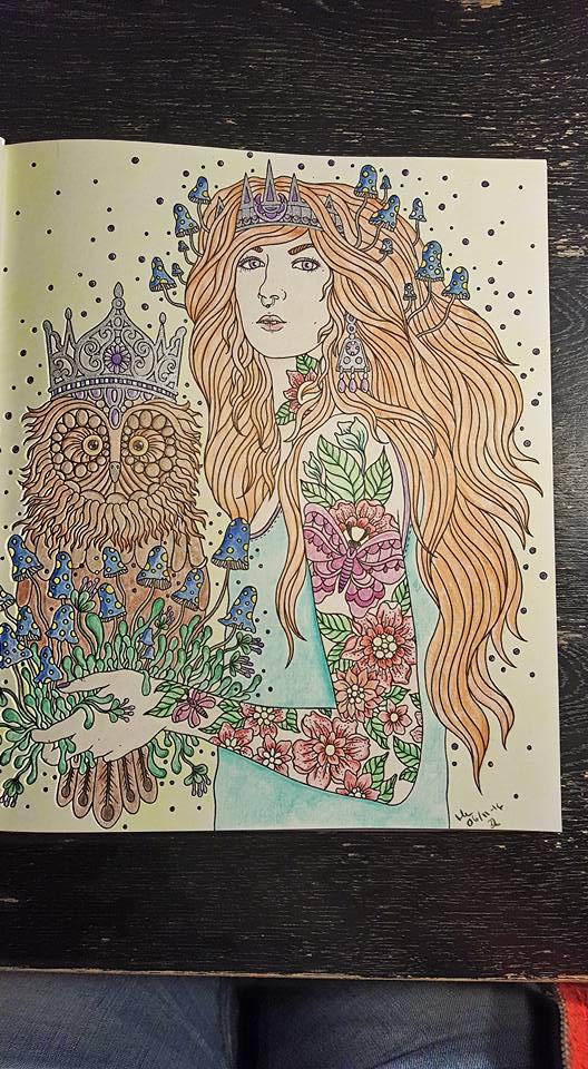 Magisk Gryning Marianne Lindahl